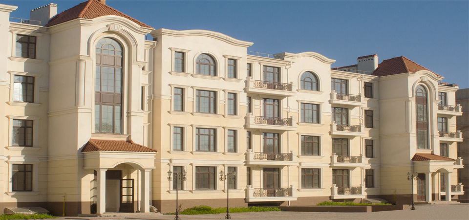 Фото Клубный дом I в Украина, г. Одесса, ул. Французский бульвар